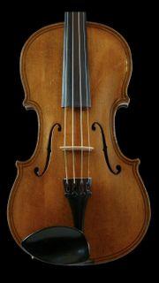 Alte 4 4 Geige aus