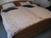 Schlafzimmer Weichholz Fichte-Tanne massiv