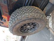 5 x 315er Offroad Reifen