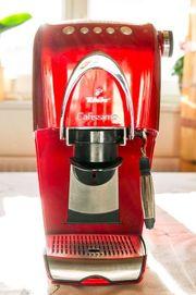 Kaum genutzt Kaffee-Maschine Cafissimo Classic