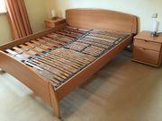 HÜLSTA Doppelbett mit 2 Nachttischen