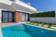 SPANIEN Villa mit Dachterrasse Garten