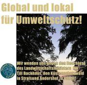 Waldabholzung in Stralsund verhindern