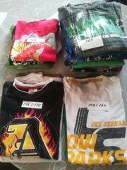 langarm-shirts für Jungen 2 x