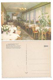 Postkarte Kursanatorium Bad Seebruch Bad