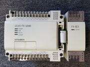 SPS Melsec FX32MR incl Erweiterung
