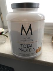 Total Protein Cremige Honig-Milch