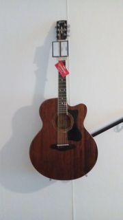 Biete Jumbo Westerngitarre von Framus
