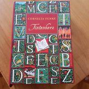 Tintenherz - Cornelia Funke gebundene Ausgabe