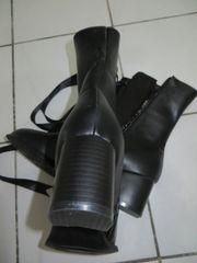 Stiefeletten Stiefel Übergröße 45