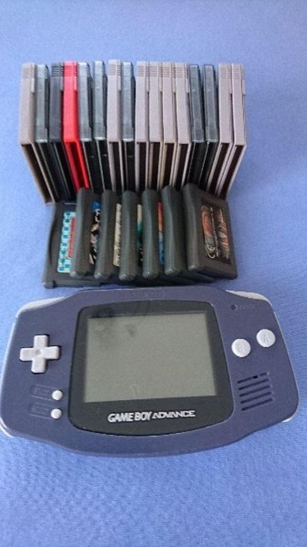 Nintendo Game Boy Advance AGB-001
