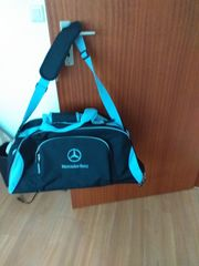 Sporttasche mit Mercedesmotiv neu