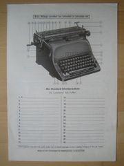 alte Beilage Lehr- und Arbeitsbuch