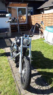 Harley Davidson Street Bob Top