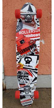 Rollersurfer Longboard Skateboard