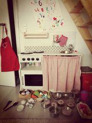 Kinderküche selbst gebaut EINZELSTÜCK DIY