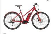 Suche E-bike Pedelec mit cx