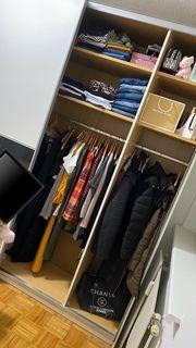 Kleiderschrank Schwebetürenschrank