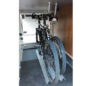 Fahrradträger Bike-Holder für WoMo-Garage