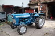 Bulldog Traktor