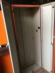 2 x Metallschrank Stromverteilerschrank