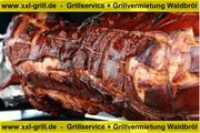 mobiler Grillservice Hochzeit Oberberg Siegen