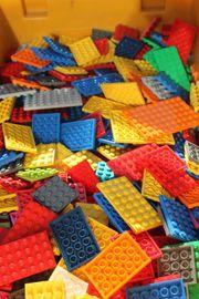 Lego Bauplatten viele Größen Konvolut