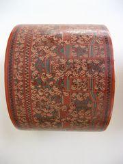 Betelnuss Kun-it Lackdose aus Pagan