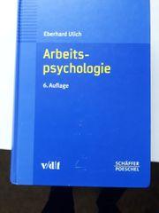 Arbeitspsychologie 6 Auflage