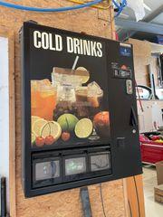 Getränkeautomat Kühlschrank