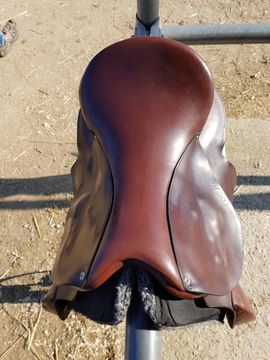 Zubehör Reit-/Pferdesport - ROC Sattel Inglish VS