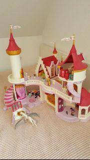 Playmobil Prinzessinenschloss volle Ausstattung