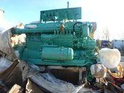 Schiffsmotor 7D6-150