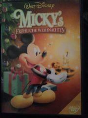 DVD Mickys Froehliche Weihnachten
