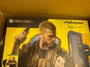 Xbox One X Cyberpunk Limited