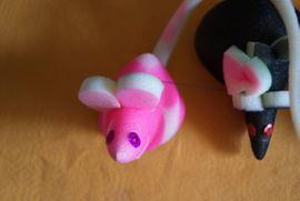 Sonstiges Kinderspielzeug - Nachziehmäuse