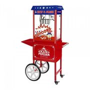 Profi-Popcornmaschine mieten inkl Party-Paket in