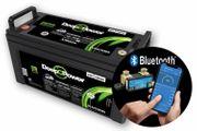 Neue 120AH Lithium LiFePO4 -Batterie