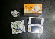 Nintendo 2ds XL mit Pokémon