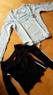 2 Sweatshirts Esprit schwarz und