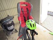 Fahrradsitz Römer incl Helm