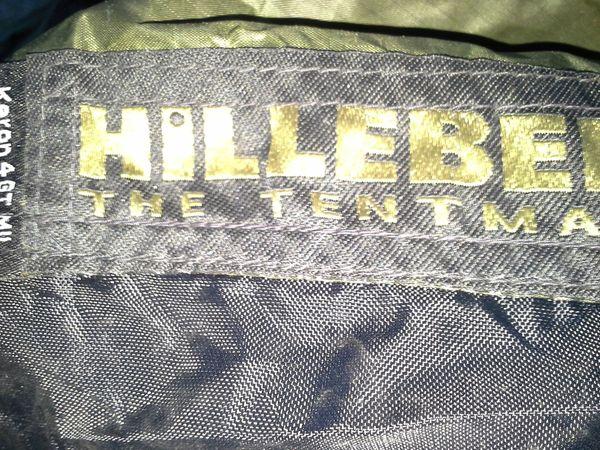 Hilleberg Keron 4 GT MIL