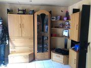 Wohnzimmerschrank mit Barfach und Tv