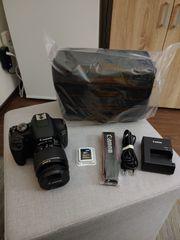 Neuwertige Canon 2000D Kamera Kit