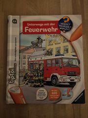 Tip toi Buch Feuerwehr