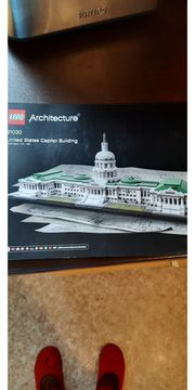 Lego Architecture 10er Set