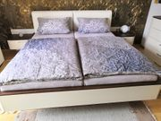 Helles neuwertig elegantes NOLTE-Schlafzimmer komplett
