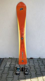 F2 SPEEDSTER SL Raceboard Snowboard