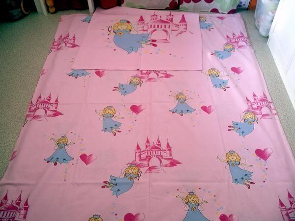 Kinder Bettwäsche little princess