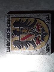 LANDKREIS Sinsheim Wandfliese zum Aufhängen